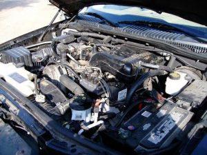 Engine Damaged Cars Brisbane
