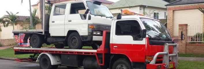 cash unwanted trucks brisbane